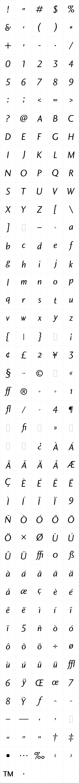 Charlotte Sans Book Italic LET