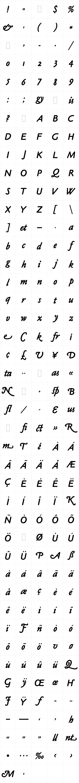 Claude Sans Bold Italic LET