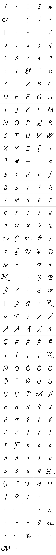 Claude Sans Italic LET