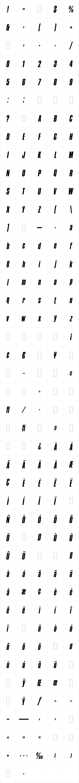 Compacta Italic LET