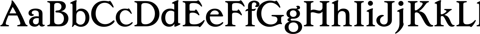 Edwardian Medium LET Font