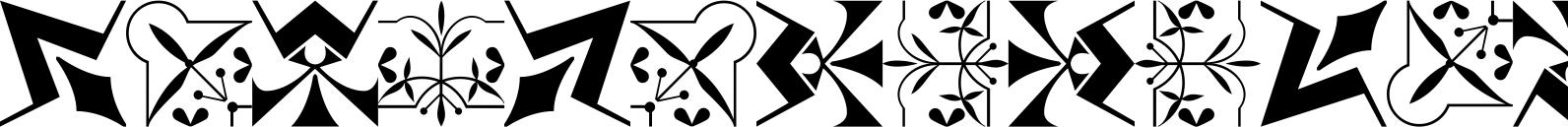 Polytype Dumas I Frames