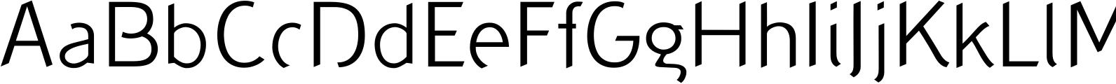 Concept Sans