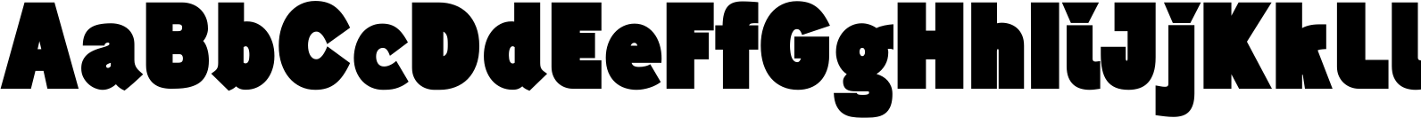 Generation Headline Condensed Mammoth Font