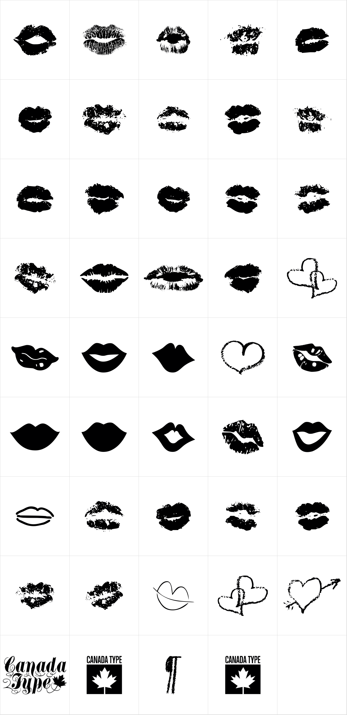 Lipstick Extras