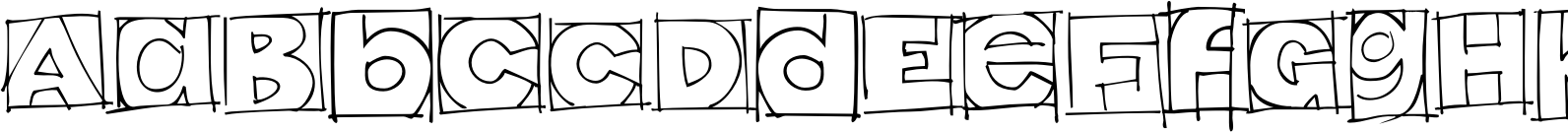 Doodles The Alphabet