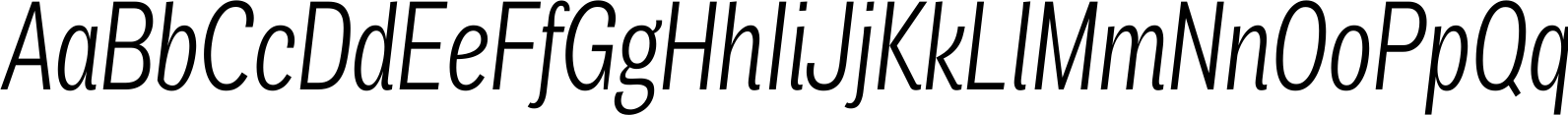 Air Compressed Light Italic Font