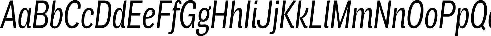 Air Compressed Regular Italic Font