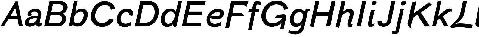 P22 ST G Schrift