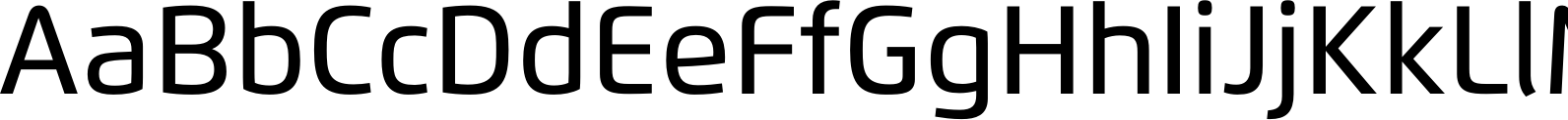 Flexo Medium Font