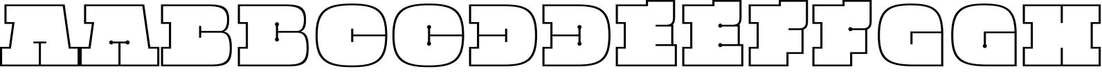 Quadratish Serif
