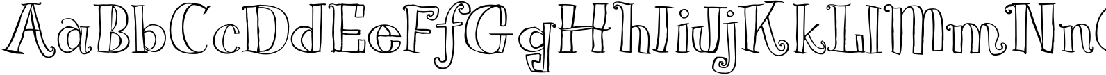 Blue Goblet Serif Outline Reg