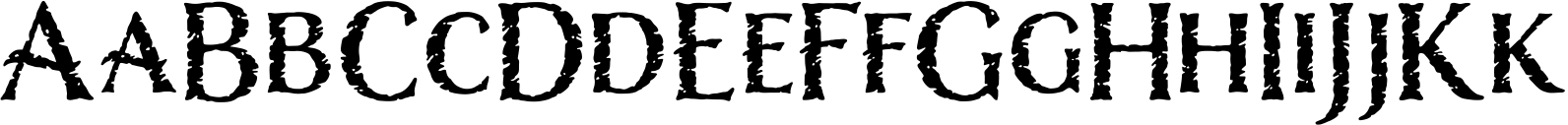Nelson Rugged Font