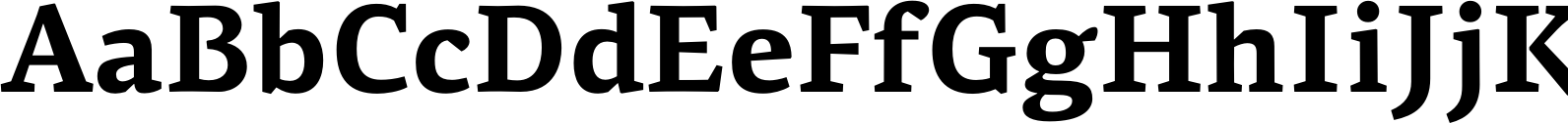 PFCentroSerifPro Bold Font