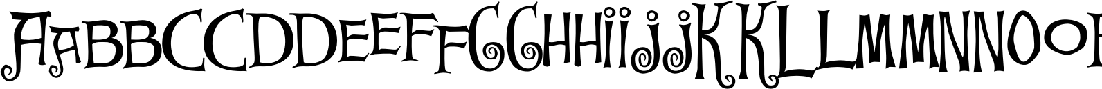 Chicken King Font