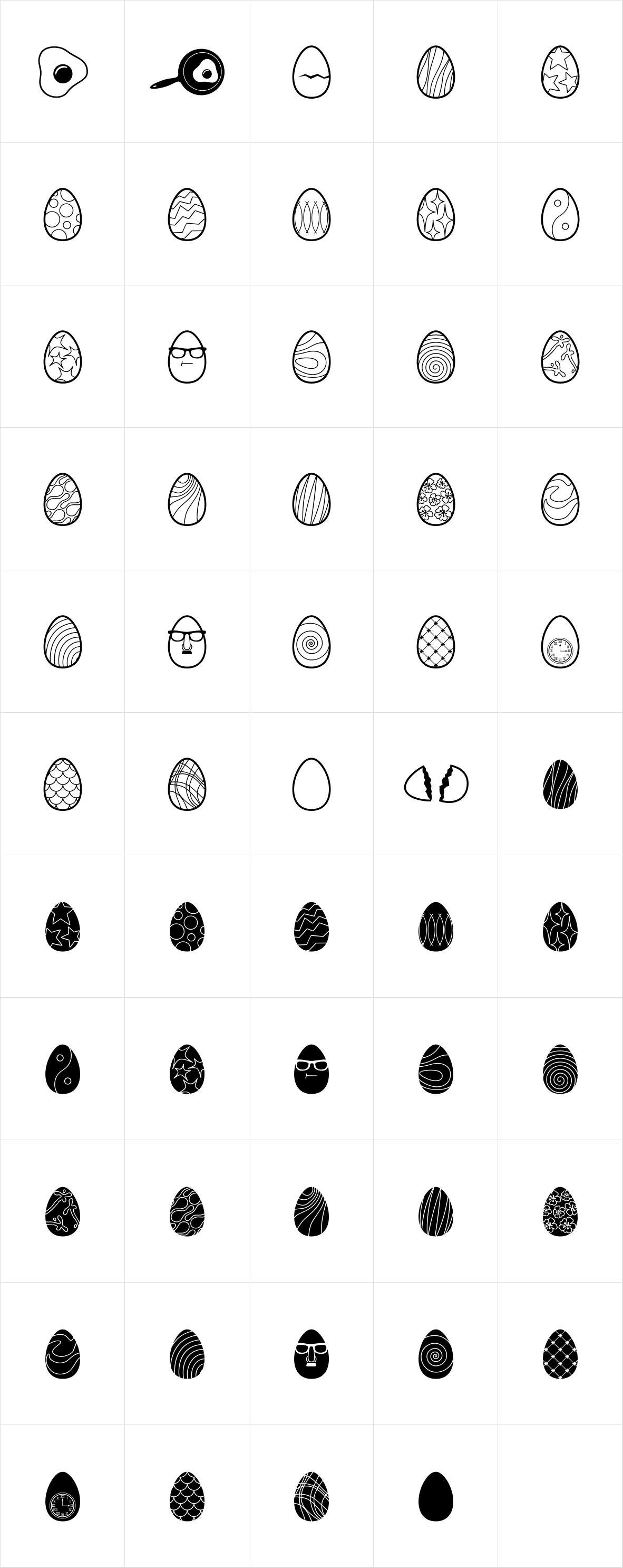 Egg Hunt BTN
