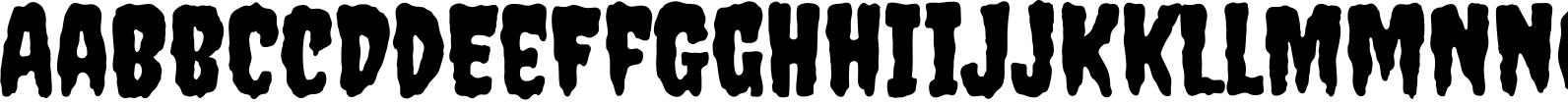 Creepster Pro