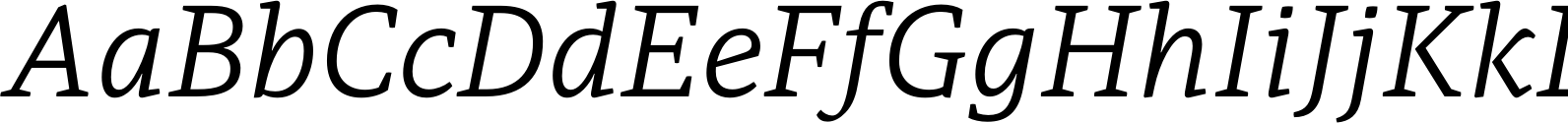 PFAdamantPro LightItalic