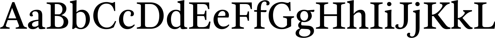 Nyte Book Font