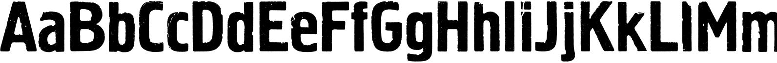 Mr Tiger Regular Font