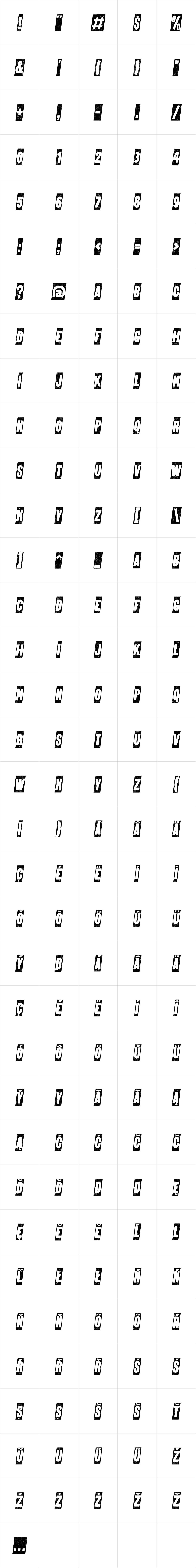 BUKA Italic