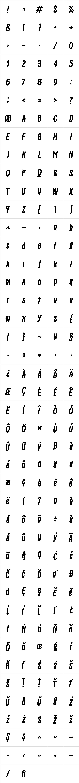 POLON Italic
