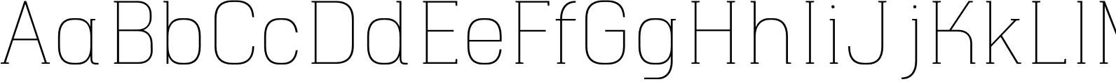 Hapna Slab Serif Light