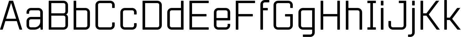 Mensura Regular Font