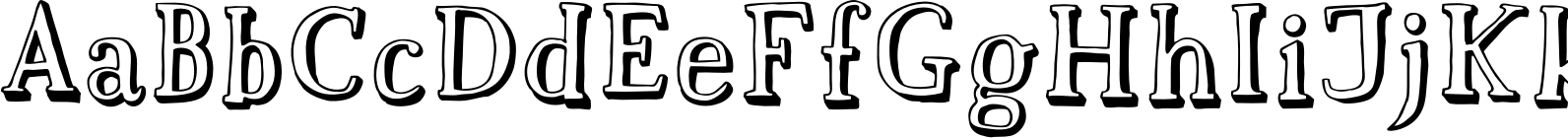 Mr Anteater Regular Font