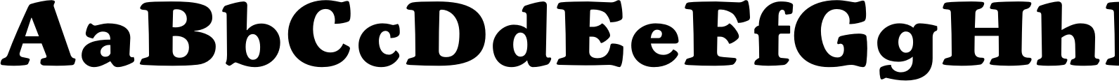 Trybuna Bold Font