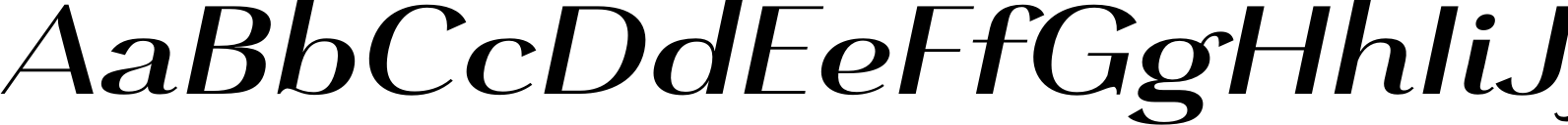 Grenale Ext Bold Italic