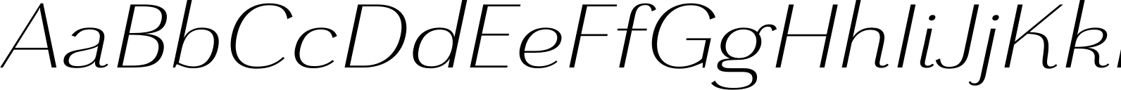 Grenale Ext Book Italic