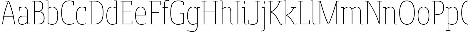 Sancoale SlSf Cond Thin Font