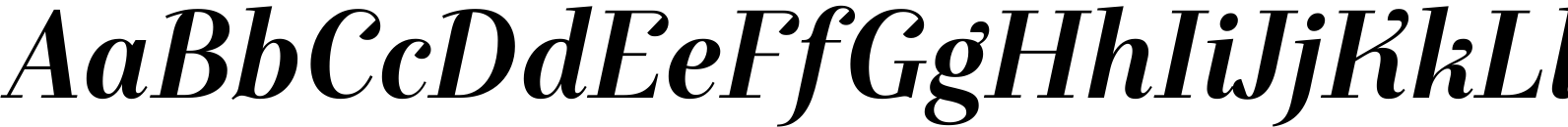 Exquise FY Bold Italic Font