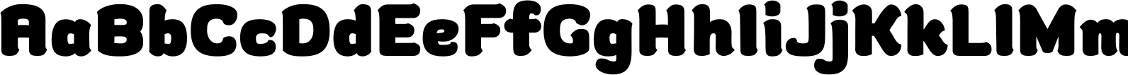 Gusto Bold Font
