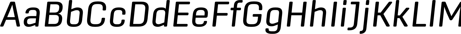 Center Regular Italic