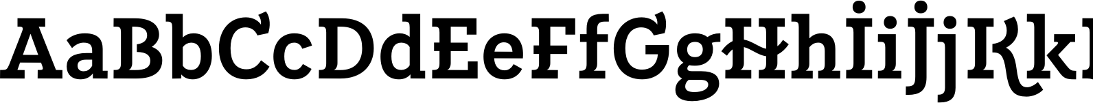 LeanO FY Bold Font