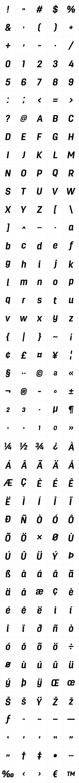 AntartidaRounded Essential Bold Italic