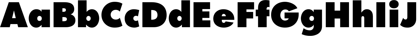 Graphicus DT ExtraBold Font