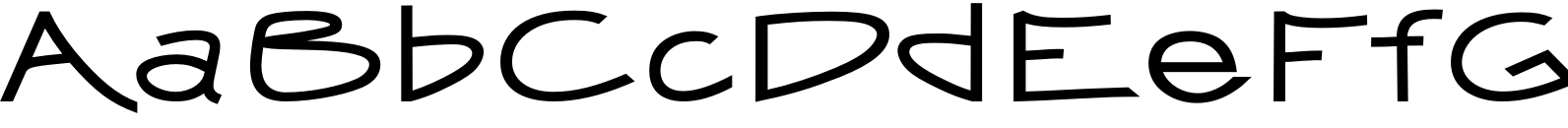 Smooth Buggaloo Stretched Bold