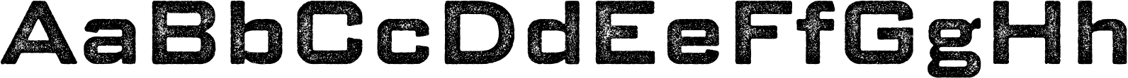 Bank Gothic Bold Dist Font