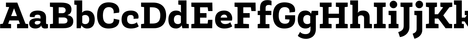 Roble ExtraBold Font