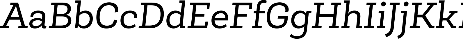 Roble Italic Font