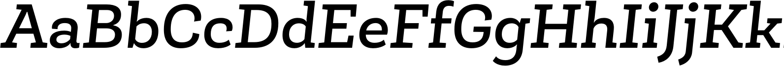 Roble Medium Italic