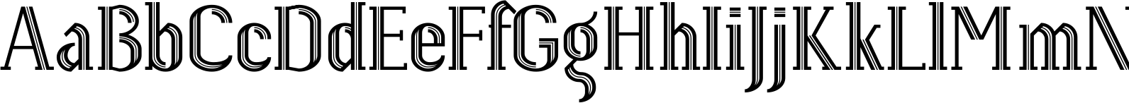 Prevya Display Regular Font