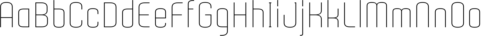 Gubia Light Alternate Font