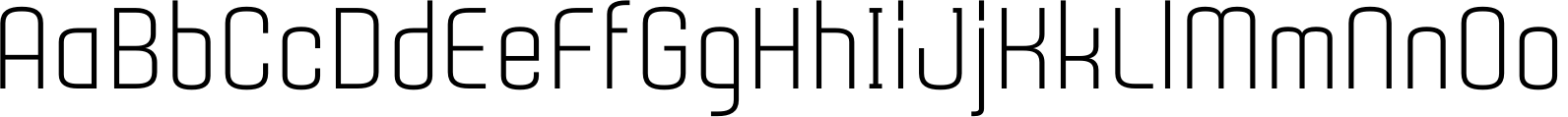 Gubia Regular Alternate Font