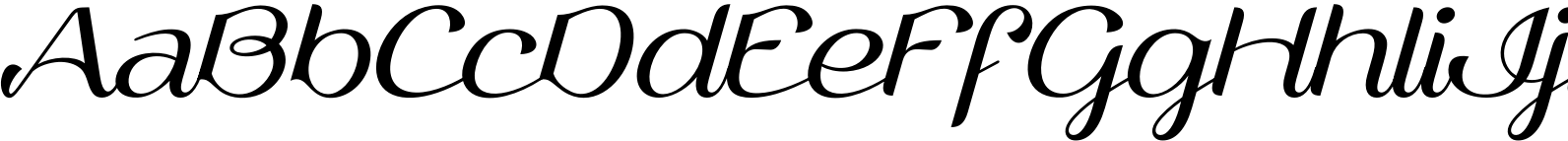 Vailsnick Italic