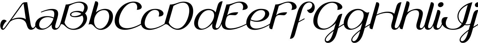 Vailsnick Italic