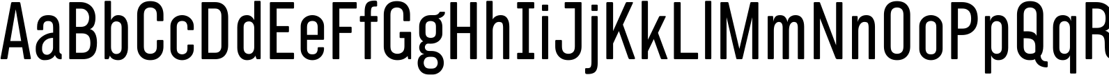 Interborough Font
